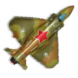 Самолет истребитель, военный 99 см