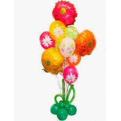 """Букет из шаров """"Цветы"""""""