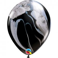 Супер Агат Black White 28 см