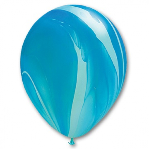 Супер Агат Blue 28 см