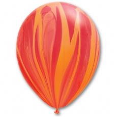 Супер Агат Red orange 28 см