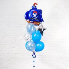 Набор шаров пиратская вечеринка