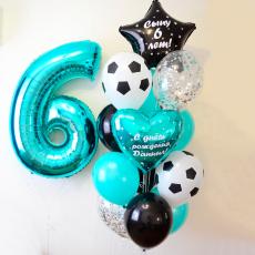 Набор шаров Юный футболист
