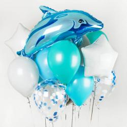 Набор шаров  Дельфин
