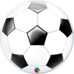 BUBBLE 55 см Мяч футбольный