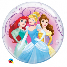 BUBBLE 55 см Disney Принцессы