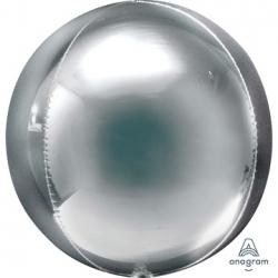 СФЕРА 53см металлик серебряный
