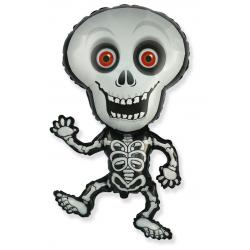 Фигура, Танцующий скелет, 102 см