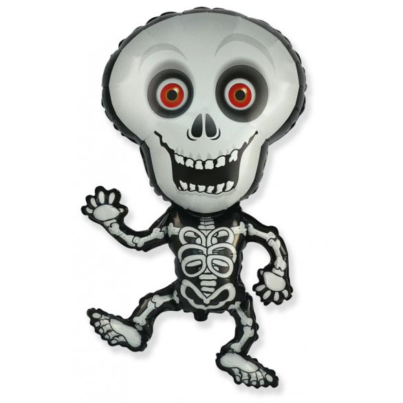 Воздушный шар Фигура, Танцующий скелет