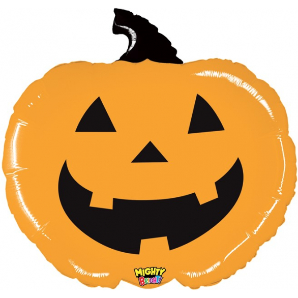 Воздушный шар Тыква на Хэллоуин