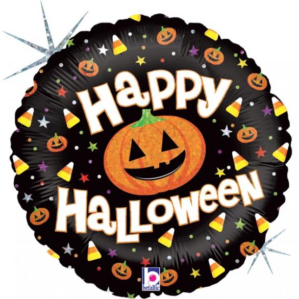 Воздушный шар Тыквы на Хэллоуин