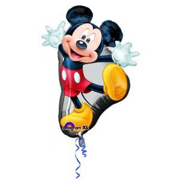 Фигура Микки Маус танцующий
