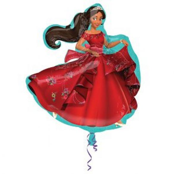 Воздушный шар Принцесса Елена из Авалора