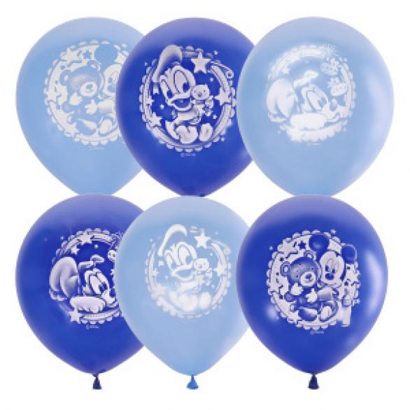 Облако из шаров Дисней Малыш - Микки Маус