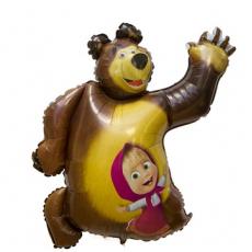Фигура Маша и медведь 89 см