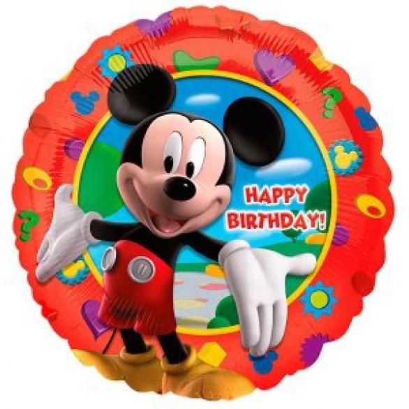 С Днем Рождения Микки Маус