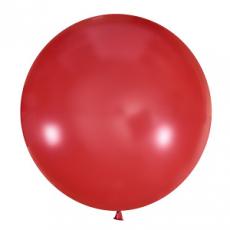 """Воздушный шар 36""""/91см Пастель RED"""
