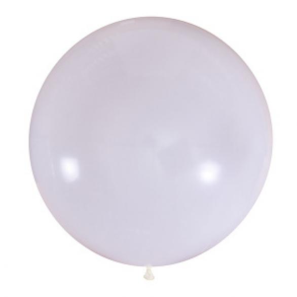 """Воздушный шар 36""""/91см Пастель WHITE"""