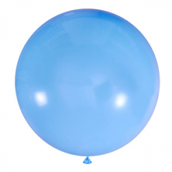 """Воздушный шар 36""""/91см Пастель LIGHT BLUE"""