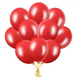"""Облако из шаров """"Красные"""""""