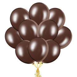 """Облако из шаров """"Шоколад"""""""