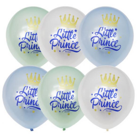 """Облако из шаров """"Little prince"""""""