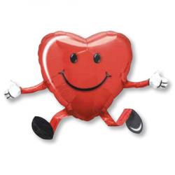 Ходячая фигура Сердце