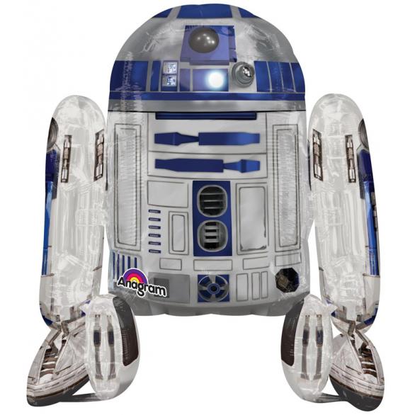 Ходячая фигура, Звездные войны, R2D2