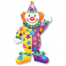 Ходячая фигура Клоун