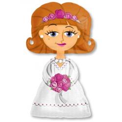 Ходячая фигура Невеста