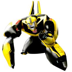 Ходячая фигура Трансформер Бамблби