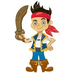 Ходячая фигура Джейк пират
