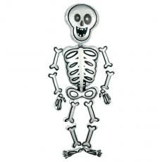 Ходячая фигура Скелет