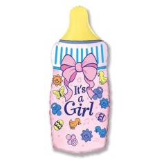 Бутылочка для девочки 79 см