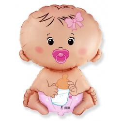Малышка девочка 66 см