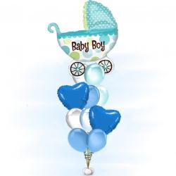 Букет С рождение мальчика